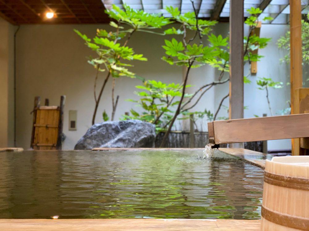 「夏詣」ぶらり湯の川散歩~湯めぐり&スイーツめぐり~