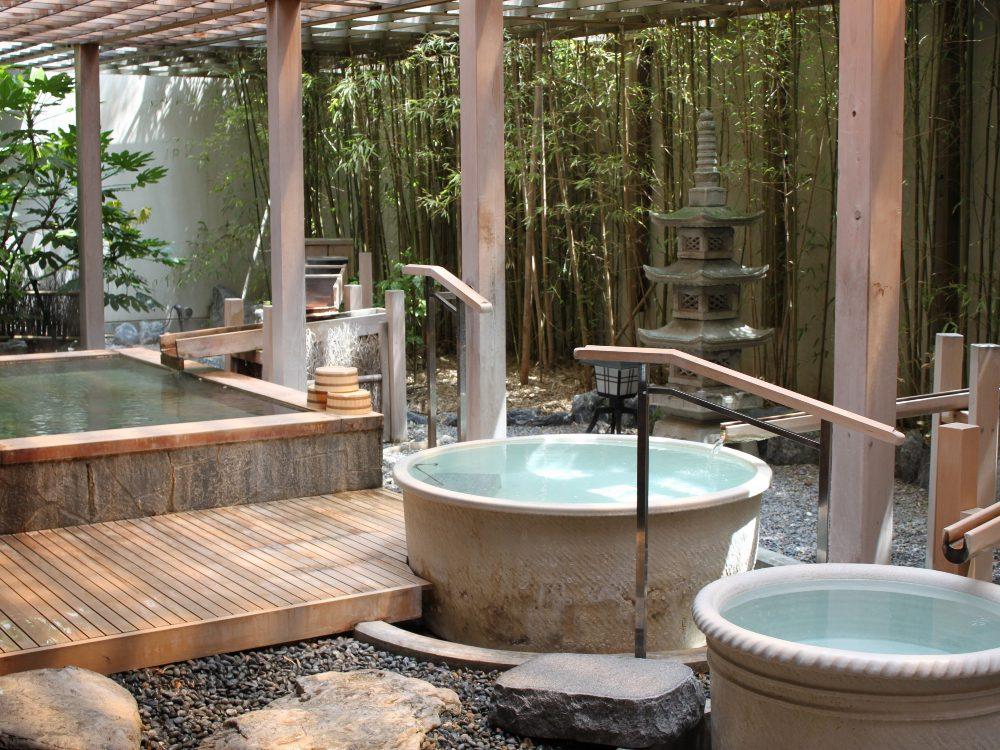 がんばる湯の川温泉